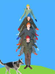 22 funny family christmas card ideas pleated jeans