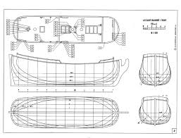 free rc boat hull plans