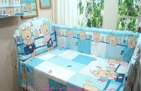 Nursery Cot Bedding Sets Baby Crib Bumper Sets Baby And Nursery Furnitures