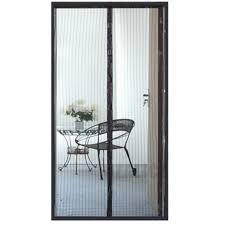 Magnetic Fly Screen For French Doors by Net Curtain For Door Decorate The House With Beautiful Curtains
