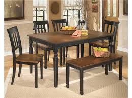 stunning design ashley dining room table north shore dining room