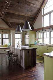 Bright Colored Kitchens - 133 best green kitchens images on pinterest green kitchen green
