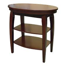 Cherry End Tables Shop Ore International Cherry End Table At Lowes