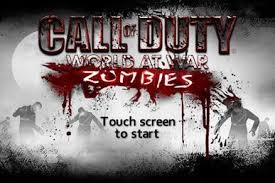 call of duty world at war apk call of duty zombies