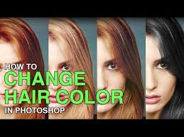 2015 hair color trends for 15 year olds how to change hair color in photoshop youtube