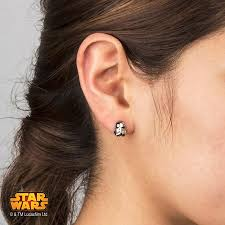 wars earrings bemagical rakuten store rakuten global market disney disney