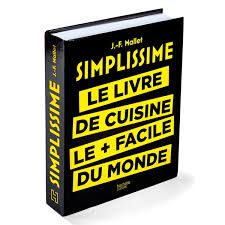 la cuisine simplissime livre simplissime temps l