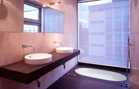 Sunken Bathtub Bathroom Japanese Modern Bathroom Features White Sunken Bathtub