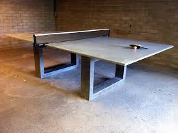 home ping pong table ping pong dining table from james dewulf highsnobiety for awesome