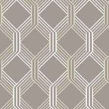 a street linkage brown trellis wallpaper sample 2697 78052sam