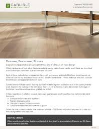Laminate Flooring Cutting Cutting Through The Mystery Of Plain Rift U0026 Quartersawn Flooring