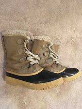 s insulated boots size 9 sorel boots for ebay