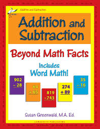 math facts workbooks longevity publishing