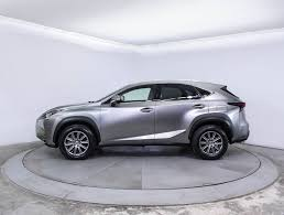 2015 used lexus nx 200t used 2015 lexus nx 200t suv for sale in hollywood fl 87802