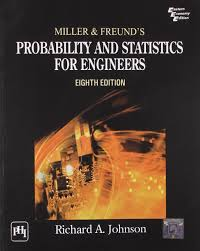 miller u0026 freund u0027s probability and statistics for engineers 8th ed