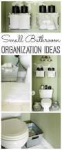 Storage Idea For Small Bathroom Small Bathroom Organization Ideas The Country Chic Cottage