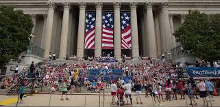 july 4th celebration national archives