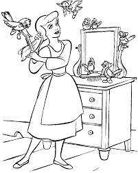 printable 45 princess cinderella coloring pages 3536 cinderella