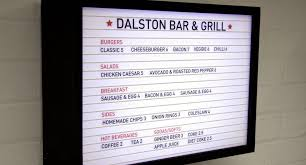 restaurants with light menus menu boards illuminated menus menu signs for restaurants cafes