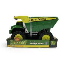 dump truck john deere 21