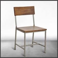 Metal Leg Dining Chairs 18
