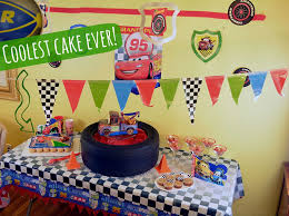 cars dream party decorations make birthday celebrations easy