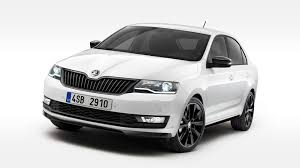 skoda 2017 skoda rapid brings sophisticated facelift to geneva