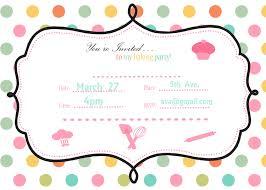 printable invitation templates printable invitations
