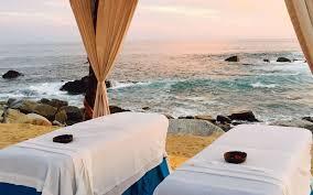 Pueblo Bonito Sunset Beach Executive Suite Floor Plan Luxury Cabo San Lucas Resort Hacienda Encantada