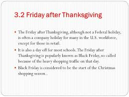 Friday After Thanksgiving Federal Thanksgiving Day Western Folk Customs Thanksgiving Or Thanksgiving