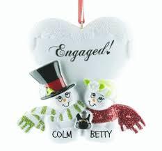 personalised christmas ornaments uk personalised christmas