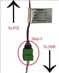 ivigil technical support faq ptz camera wiring and setup with