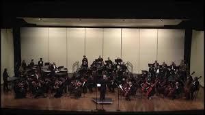 el camino college el camino college symphony orchestra youtube