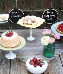 fun and creative ways to label food on buffets planning it all