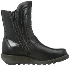 womens boots qvc fly footwear fly fly sven731fly black