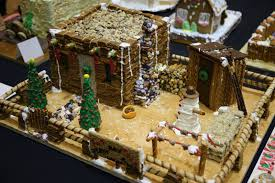annual pueblo gingerbread house contest winners on display at