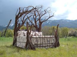 Tree Bed Frame Fancy Tree Bed Frame Home Sweet Home Pinterest Tree Bed
