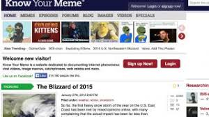 I Know Your Meme - know your meme website review