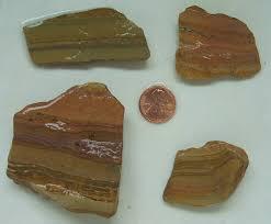 rocks u0026 glass 4 natural southwest look striped pa shale rock