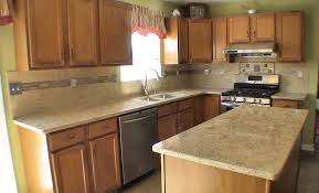 Kitchen Backsplashes With Granite Countertops by White Cambria Quartz Marble Countertop Beautiful Bulb Lighting