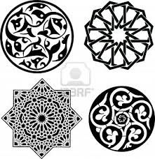 islamic ornament pattern royalty free cliparts vectors and stock