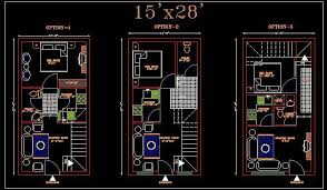 house design 15 x 30 house space planning 15 x30 plan n design
