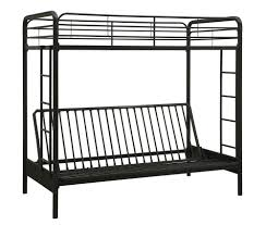 Twin Over Futon Bunk Bed Dhp Furniture Twin Over Futon Bunk Bed