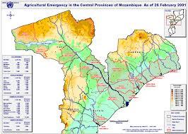 Ua Map Who Mozambique Maps