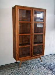 second charm furniture vintage display cabinets showcases and