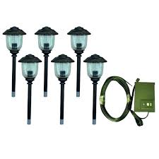 Malibu Led Landscape Lighting Kits Malibu Bollard Landscape Lighting Bollard Lights Malibu Led