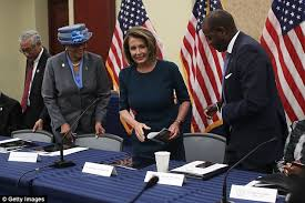 nancy pelosi bob hairdo nancy pelosi says she wants nba chs to visit congress daily