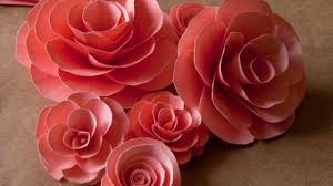 paper roses quilling made easy how to make beautiful paper using paper