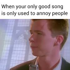 Rick Rolled Meme - rick astley always gonna give you up meme by jackrocksout