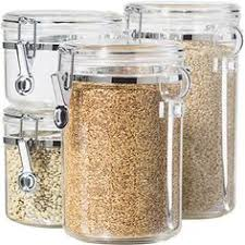 clear plastic kitchen canisters food storage container kitchen canisters clear plastic containers